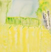 Pieni varjo 2014 akvarelli 25x25